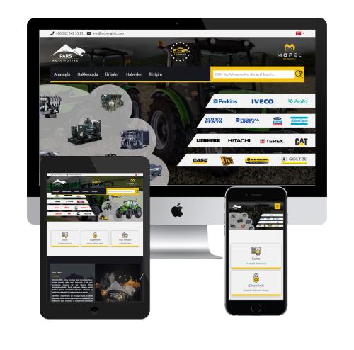 Yeni Web Sayfamız Yayında!